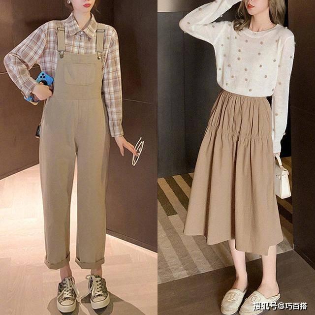 原创             优雅有格调的初秋搭配,穿出不输韩剧的穿搭品味,值得你日常借鉴