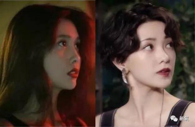 从土甜女孩do成棱角冷艳女王脸,杨幂见了她都认怂,凭什么?