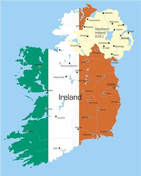 移民到爱尔兰的四种方式是什么? 英格兰