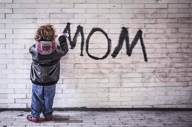 所谓完美妈妈,都是谎言!