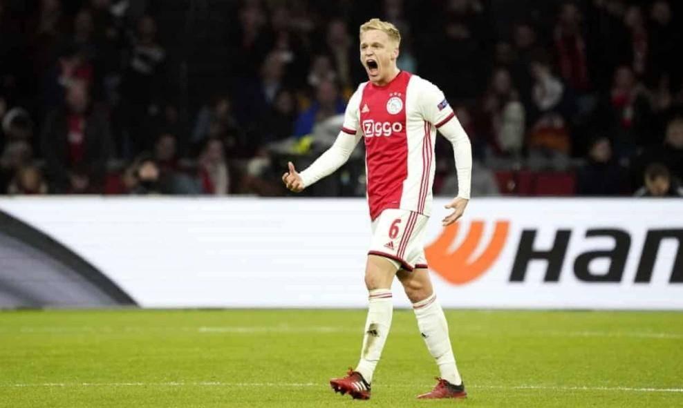 曝曼联数小时内将官宣范德贝克 已在荷兰安排体检_足球新闻