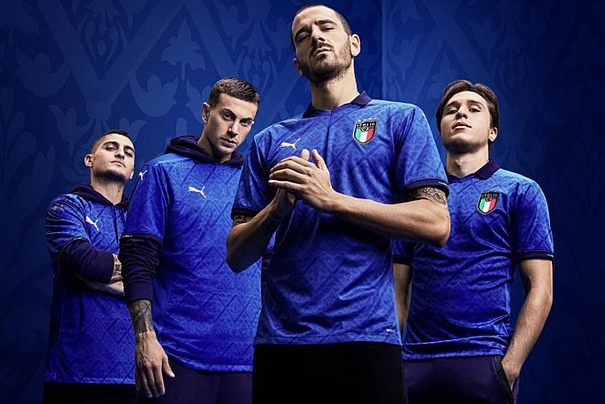 意大利队战波黑,强阵反击力求开门红!