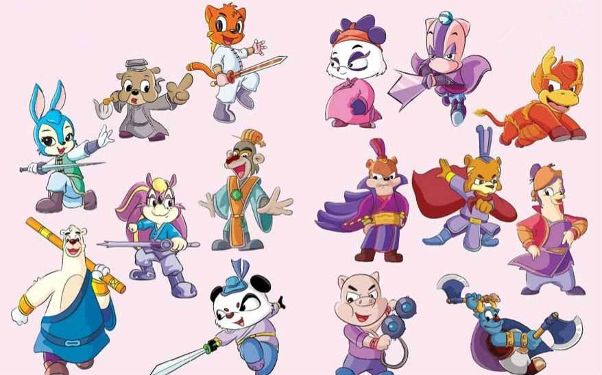 《虹猫蓝兔》真人化主演已定 究竟是毁童年还是重新演绎经典?