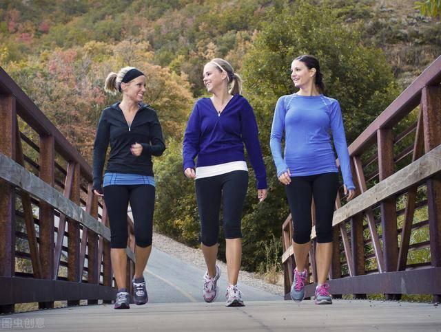 最轻松运动减肥法——走路,3个月减重20斤,走着走着就瘦了