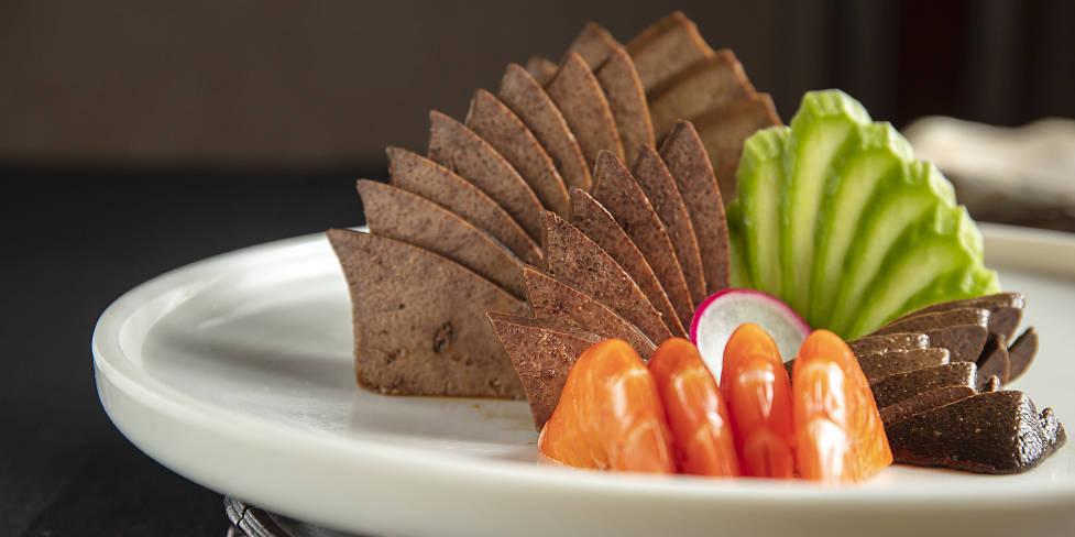 威尼斯app官方:桐乡猪肉和普通猪肉有什么不同?你是怎么做的? 猪肉有红线
