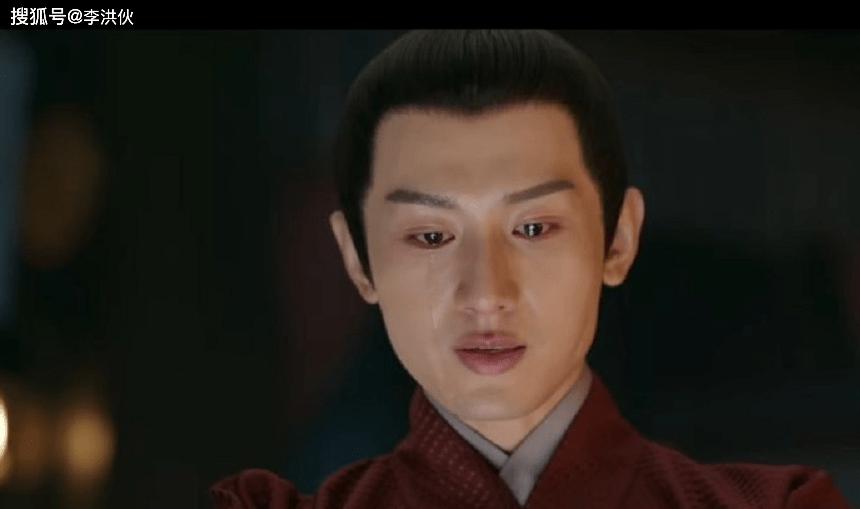 2020夏季男友成毅,堪称最苦情男主,新角色比《琉璃》还惨插图(5)