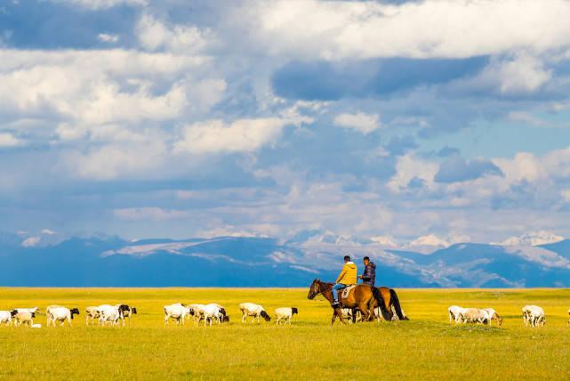 新疆开放户外景区恢复跨省旅游看这组照