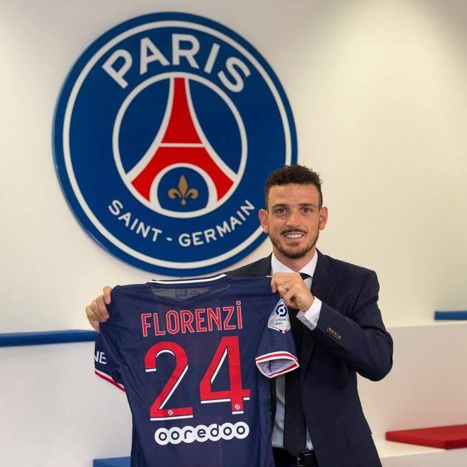 弗洛伦齐的租借期为一年,租借费为100万欧元