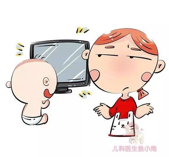 宝宝都爱看电视,你不干预就是害了他!医生:影响眼睛只是次要的