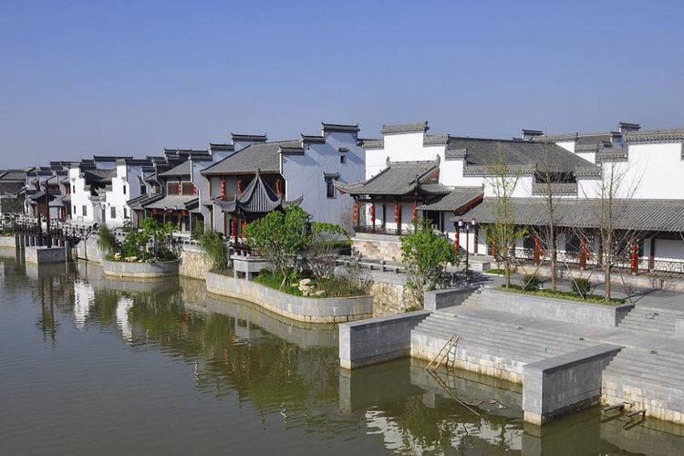 """安徽堪称第一古镇,被称为芜湖""""小上海""""。只"""