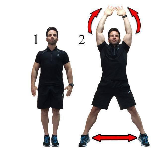 每天坚持20分钟开合跳,3个月后,身体会有哪些方面的变化?