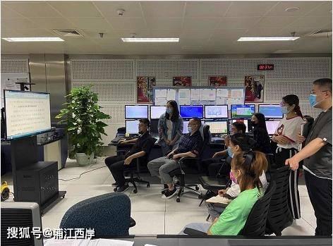 华北空管局通信网络中心开展设备用电案