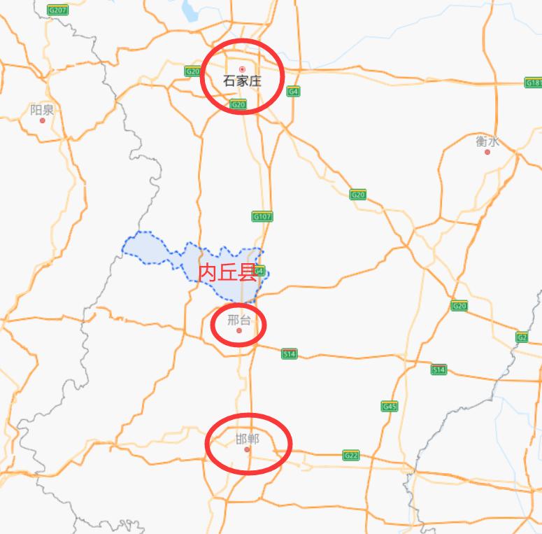 邢台市各县人口_邢台市信都区 上万人转移至安全地带