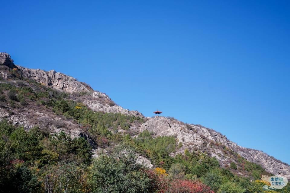 原创             辽西一大名山,承载起商周遗韵、晋辽风情,清初乾隆皇帝为其赐名