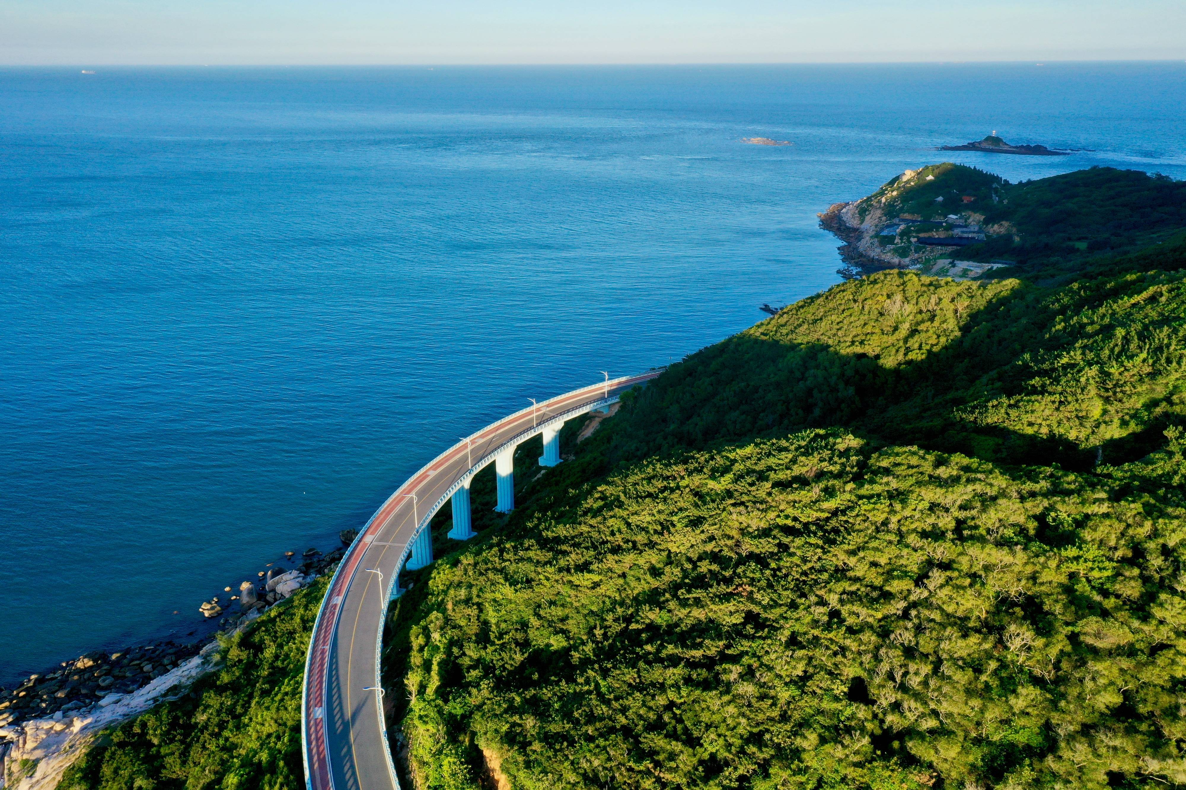 福建东山:一座海岛的绿色足迹