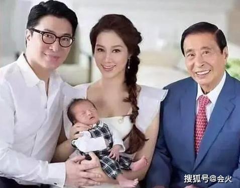 原创             为嫁豪门布局25年,8年生4胎获赠10亿,徐子淇的人生不简单