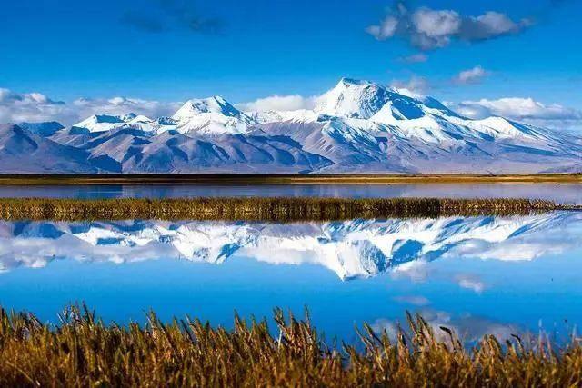 阿里,西藏往西朝圣神山,仰望星空