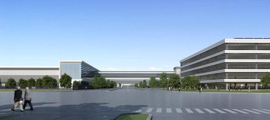 总投入170亿元,年产能30万辆,上汽大众新能源汽车工厂下月投产