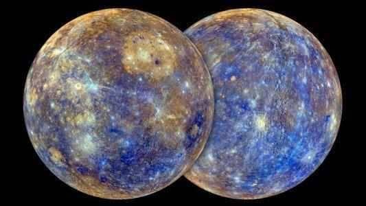 水星的轨道与自转周期很不寻常日夜很