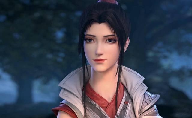 《武动乾坤》第二季动画完结女主表姐林可儿让人难忘 漂亮还功夫强