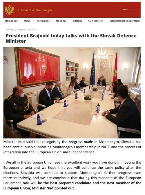 世贸通移民:黑山加入欧盟,又一