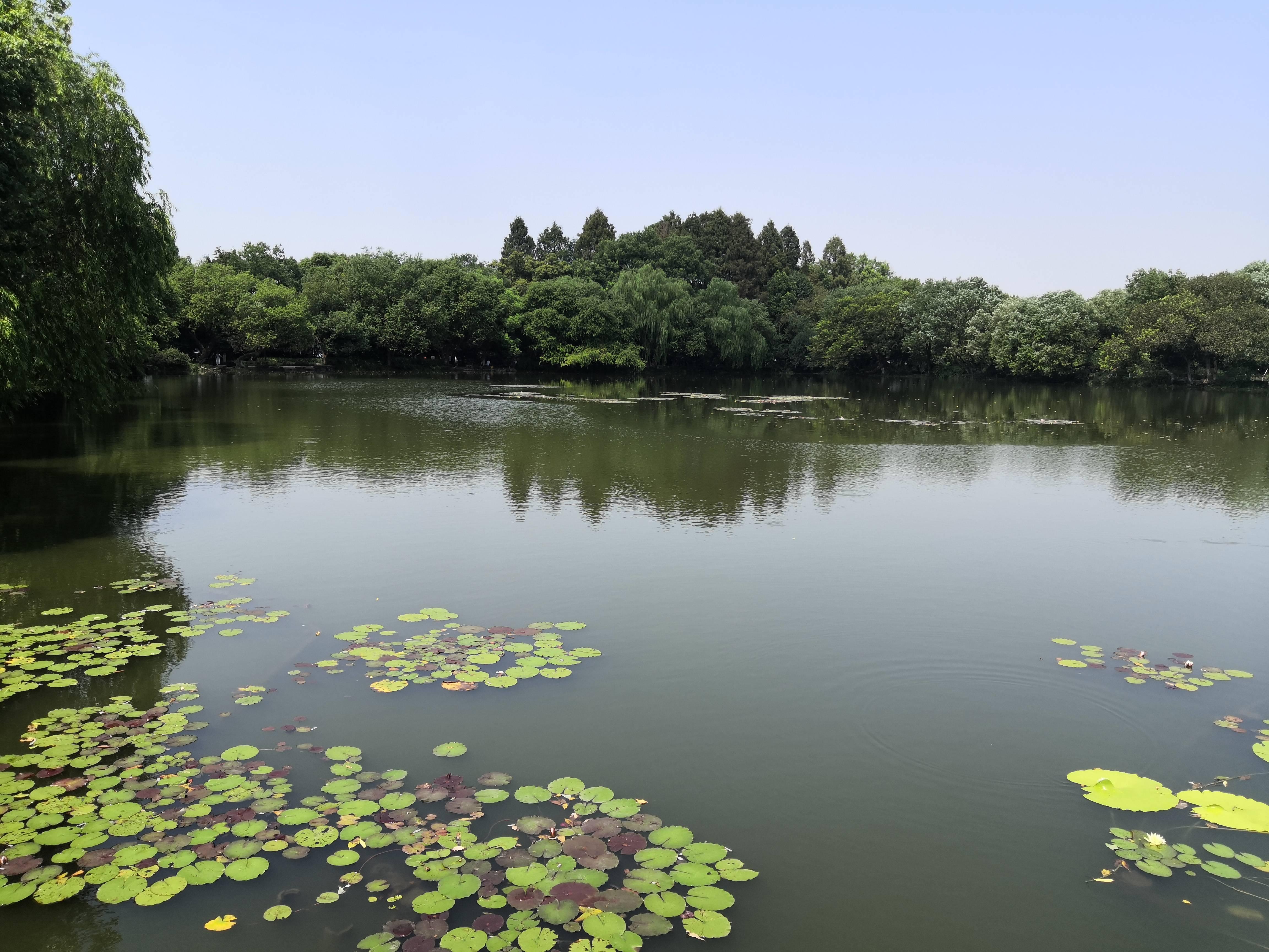 """原创             霸占杭州60%的美景,这个地方被誉为""""人间天堂"""",秋天美得醉人"""