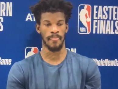 最年輕季後賽30+先生!Herro賽後向Butler表態,JB激動發聲,他是熱火版K湯啊!-籃球圈