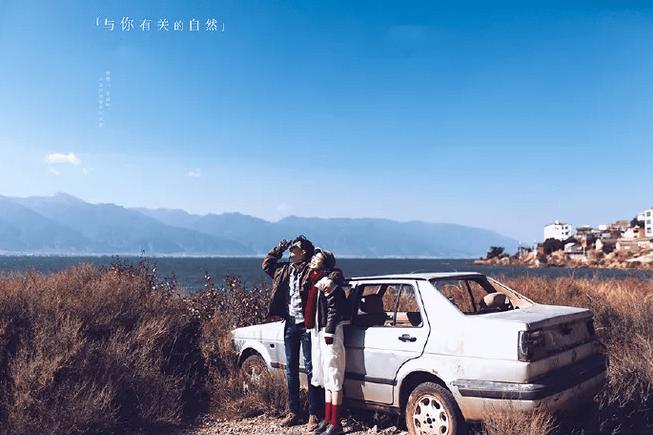 丽江旅拍婚纱照:90后选择旅拍气势派头