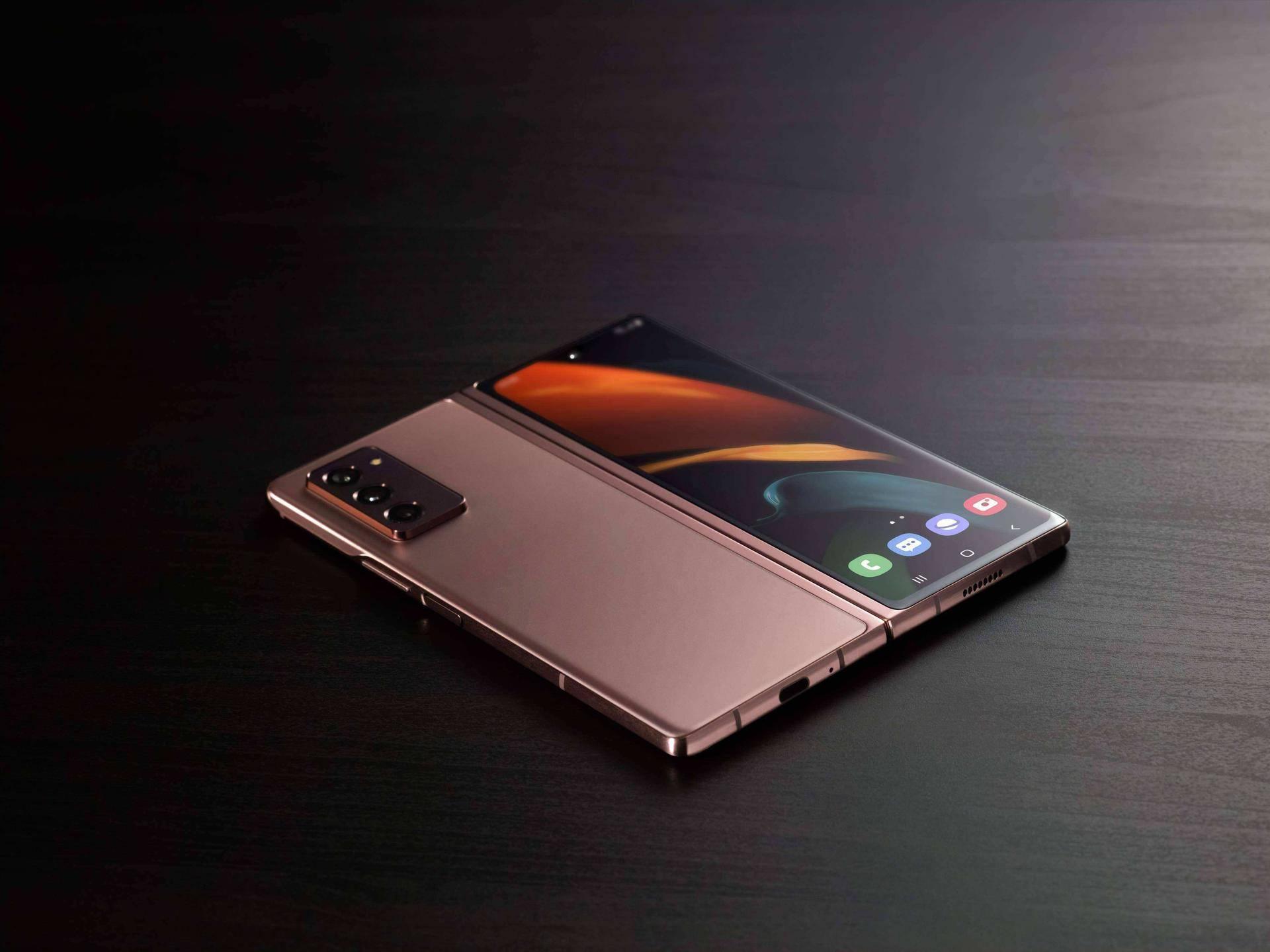 三星Galaxy Z Fold2不负恭候 引颈折叠屏新纪元