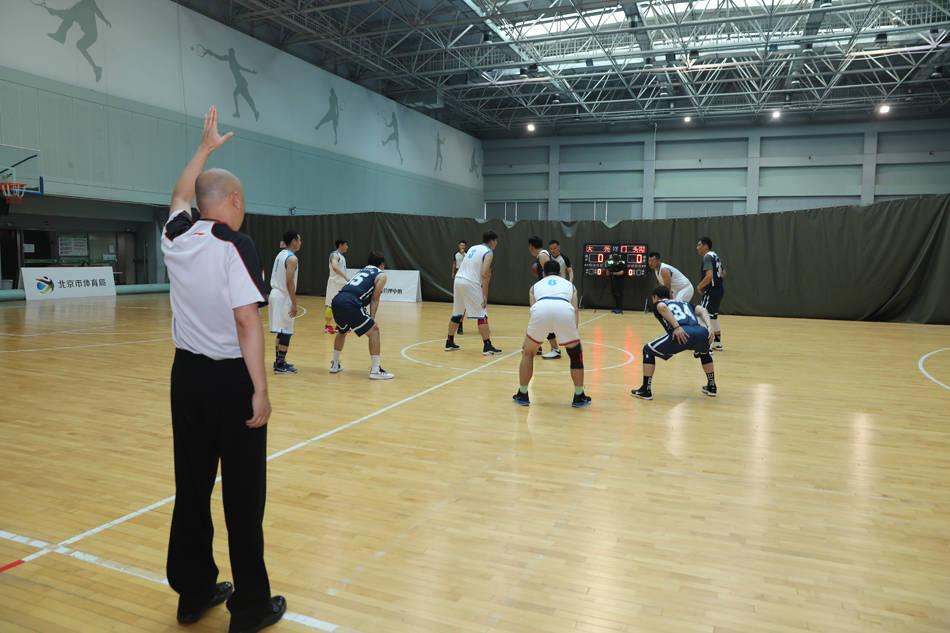 2020年北京市农民篮球比赛满意闭幕 顺义代表队获得冠军