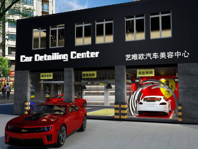 车库的设计和装修 以增强客户的信任
