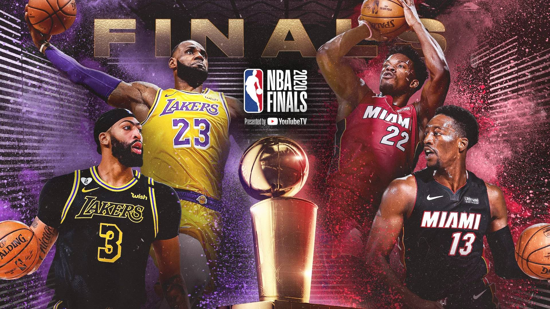 NBA总决赛展望:詹皇率领湖人4