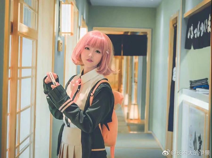 cosplay:七海千秋@伊景
