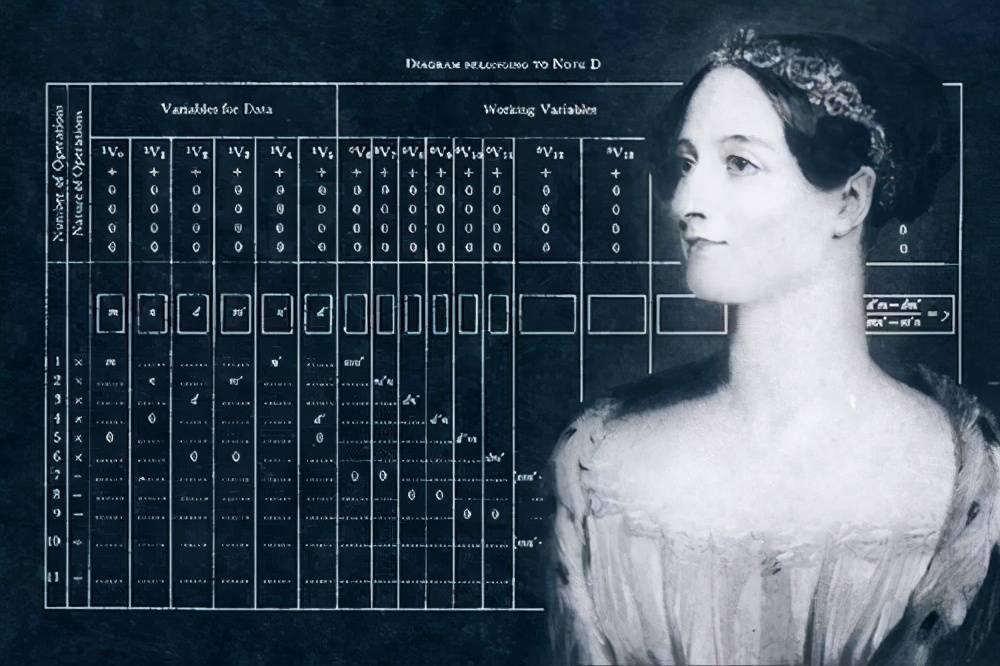 她是诗人拜伦的女儿,也是史上第一位程序员,计算机程序的创始人