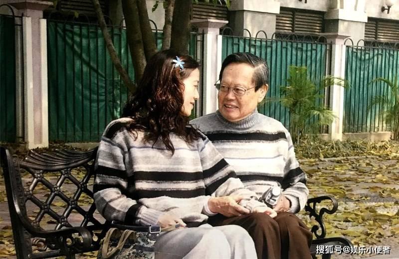 翁帆生活照曝光,嫁大40的老公只为爱,曾自曝今生不会再婚!