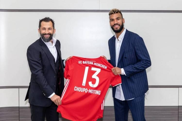 官方:拜仁签下巴黎绝杀神锋 签约至2021
