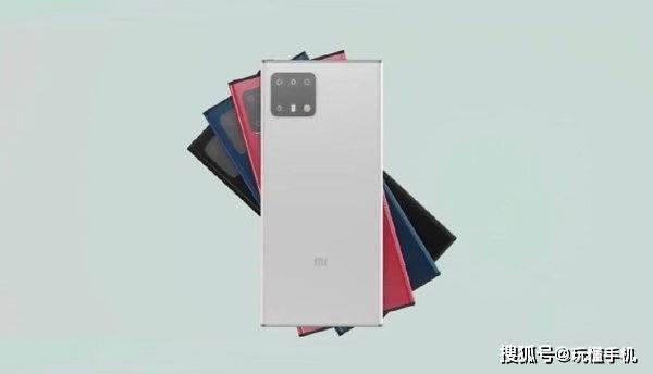 原创            小米11手机将首发骁龙875,或采用屏下摄像头,最快明年3月亮相
