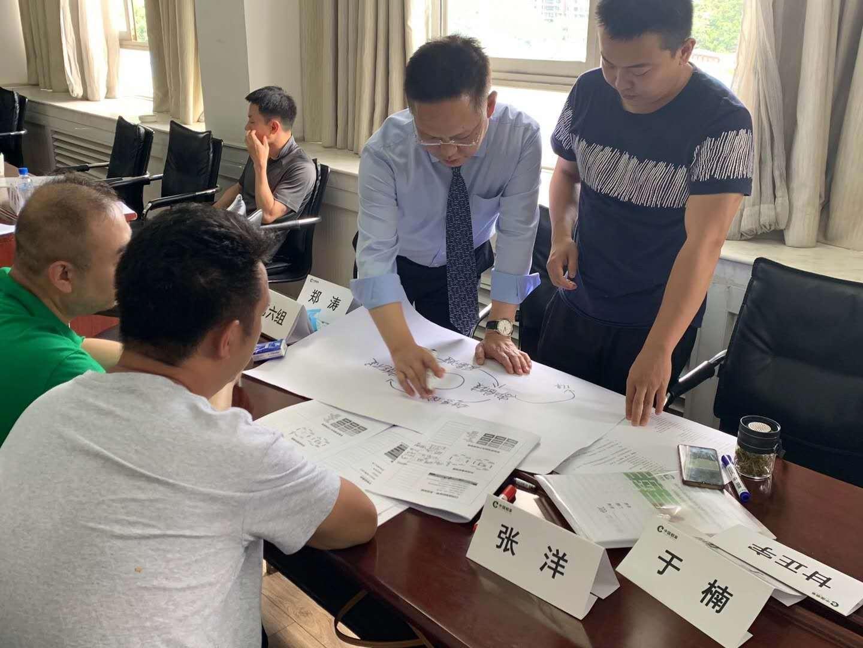 刘成熙老师-跨部门协作—无边界管理与群策群力