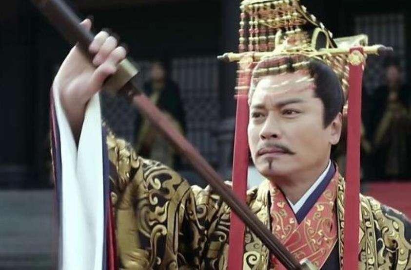 叛逆楚灵王 过去很可笑 醒来就后悔了