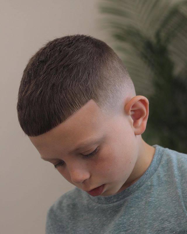 越剪越有型小男孩发型20多款,帅气又可爱,妈妈们快快收藏吧