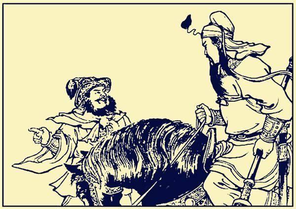 周仓的武功到底有多高,从他赵云、庞德这二人的交战中可知