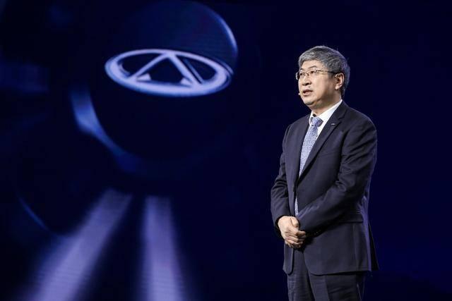 尹同跃定调:奇瑞想成为汽车行业的华为