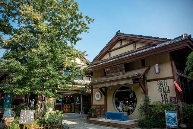 原创             走进禅意的无锡拈花湾小镇,穿越回了唐朝?还是到了日本奈良?