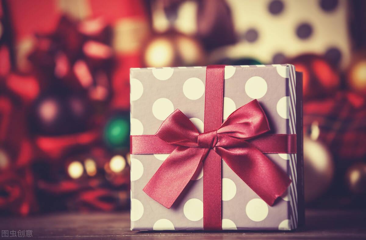 送的礼物似乎和礼物本身无关