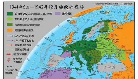 意大利在二战中的作用有多大 是否