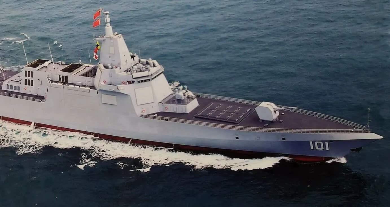 原创   美DDGNext驱逐舰公布:融合中俄舰艇理念,或改变海战样式    第4张