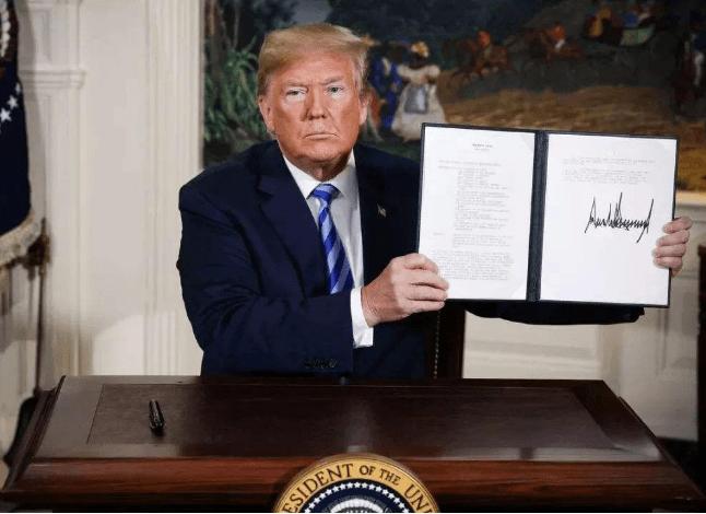 原创   伊朗终于熬到头了,总统鲁哈尼宣布一好消息,这场仗美国打输了?    第5张