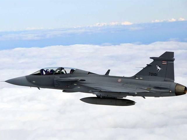 原创   印度左右逢源,瑞典答应提供全部战机技术,也想瓜分一杯羹    第2张