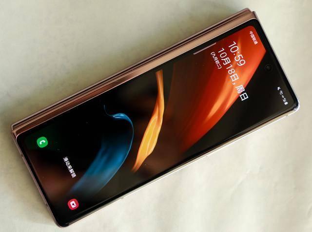 iPhone 12发布了,我们来谈谈三星Galaxy Z Fold 2半月的使用体验