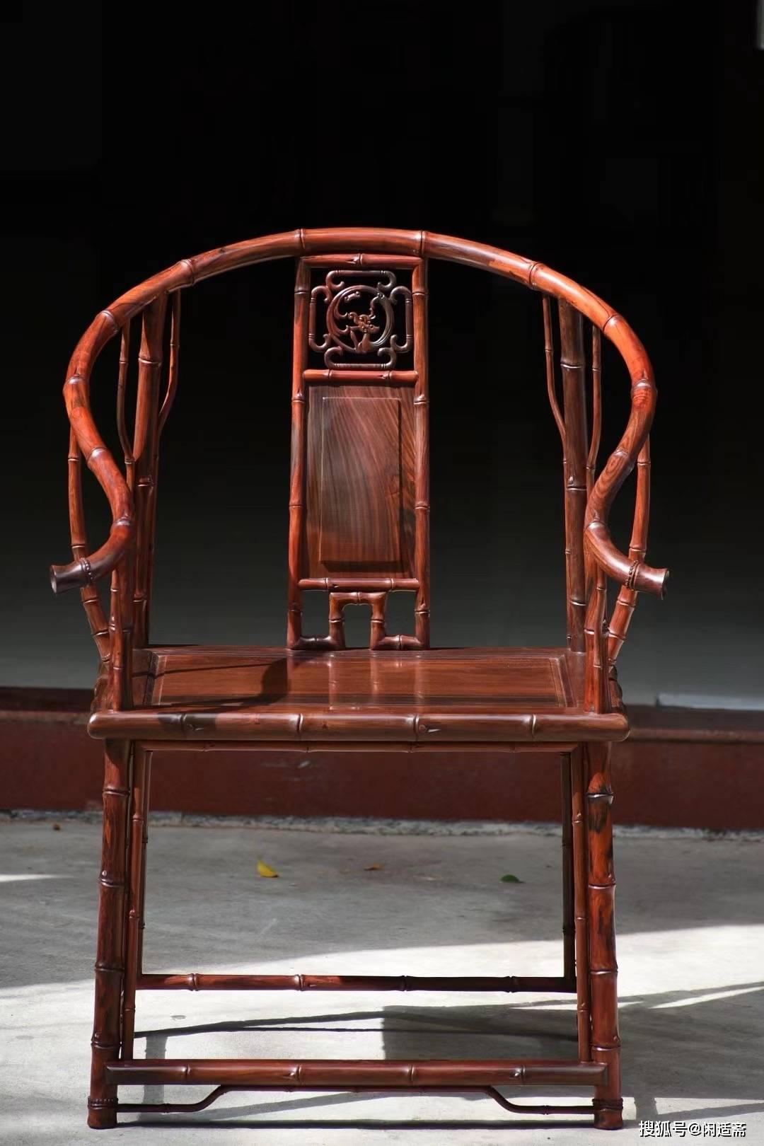 圈椅尺寸制作图纸